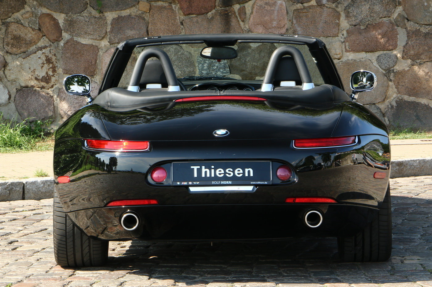 2000 BMW Z8 Roadster For Sale (picture 4 of 6)