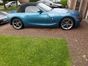 2004 BMW z4 3.0 s.i roadster smg For Sale