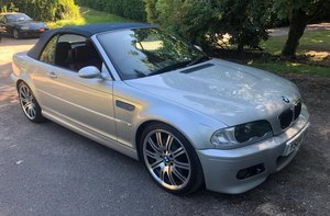 2004 M3 Convertible - Barons Tuesday 16th July 2019 SOLD by Auction