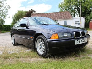 1998 BMW 318 IS - Barons 16th July 2019 For Sale by Auction