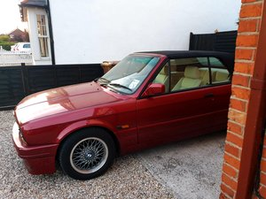1991 BMW E30 325i motorsport For Sale