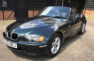 1999 Z3 Convertible - Barons Tuesday 16th July 2019 SOLD by Auction