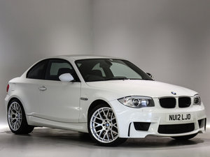 2012 BMW 1M Coupe-1 Of 450 -Full BMW History-Outstanding For Sale