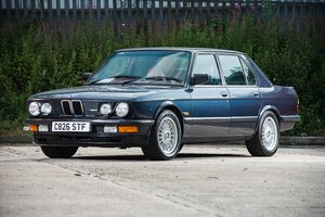 1986 BMW E28 M5 - Barons Tuesday 16th July 2019 For Sale by Auction