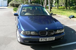 1998 540i Touring Auto - Barons Tuesday 16th July 2019 For Sale by Auction
