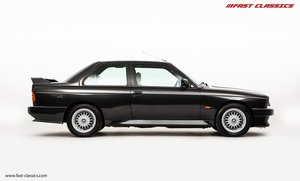 1989 BMW E30 M3 // EU SUPPLIED AK01 // EXCELLENT HISTORY // AC For Sale