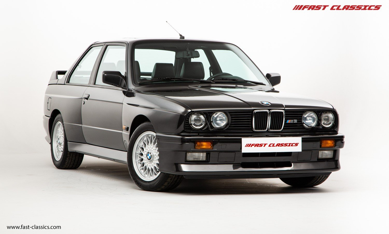 1989 BMW E30 M3 // EU SUPPLIED AK01 // EXCELLENT HISTORY // AC For Sale (picture 2 of 6)