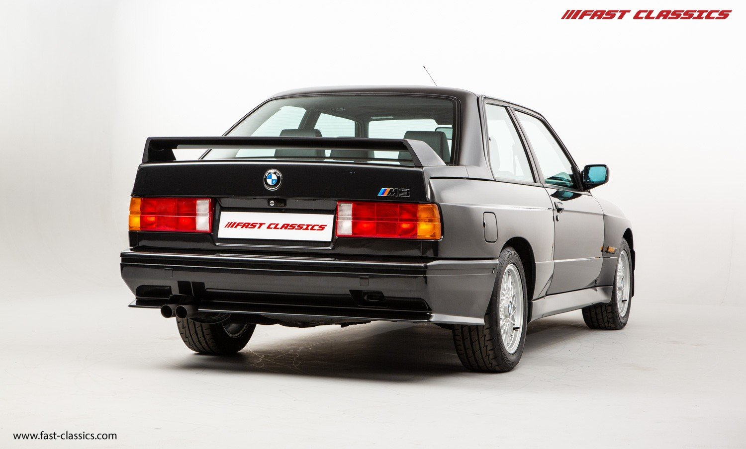 1989 BMW E30 M3 // EU SUPPLIED AK01 // EXCELLENT HISTORY // AC For Sale (picture 3 of 6)