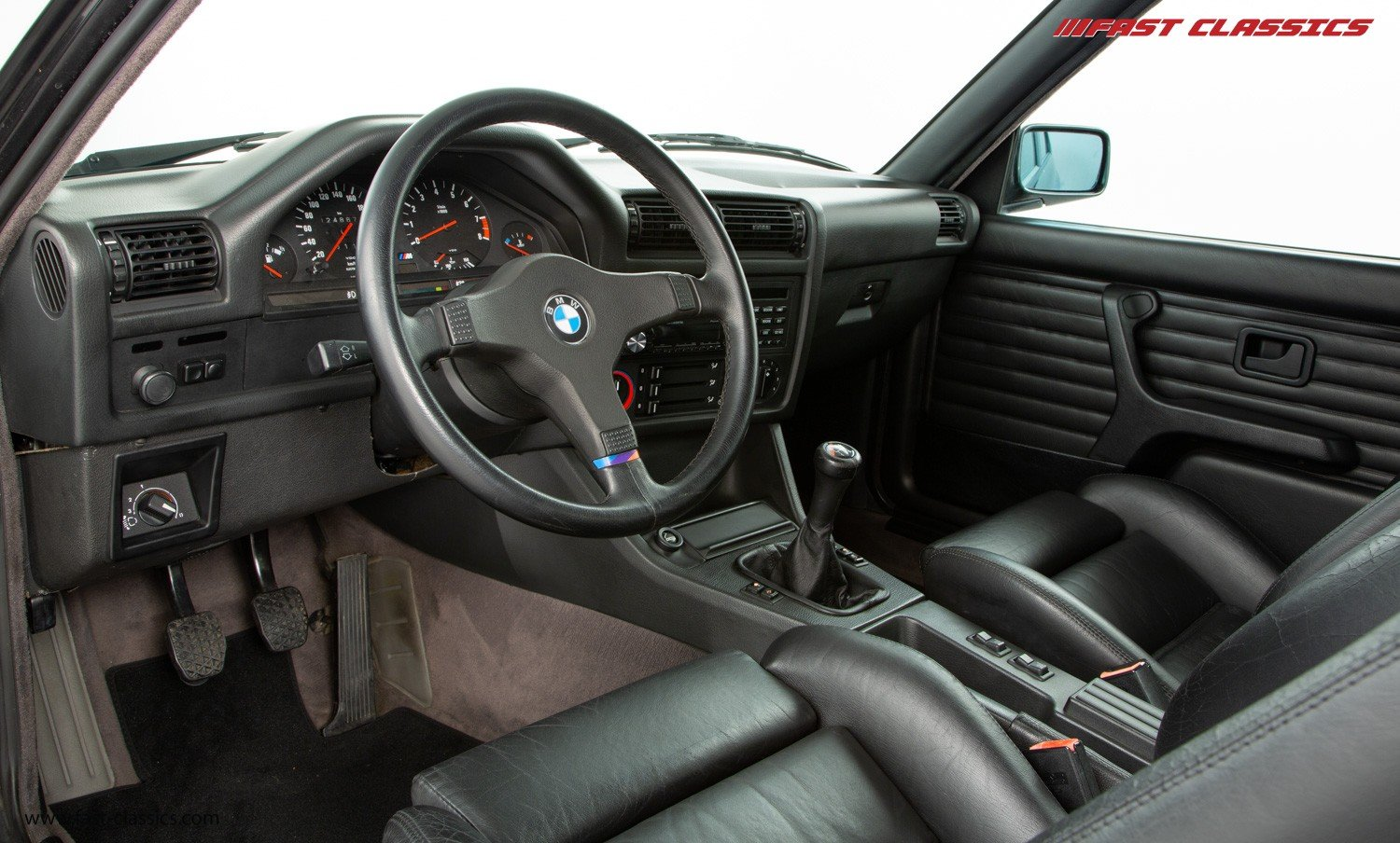 1989 BMW E30 M3 // EU SUPPLIED AK01 // EXCELLENT HISTORY // AC For Sale (picture 4 of 6)