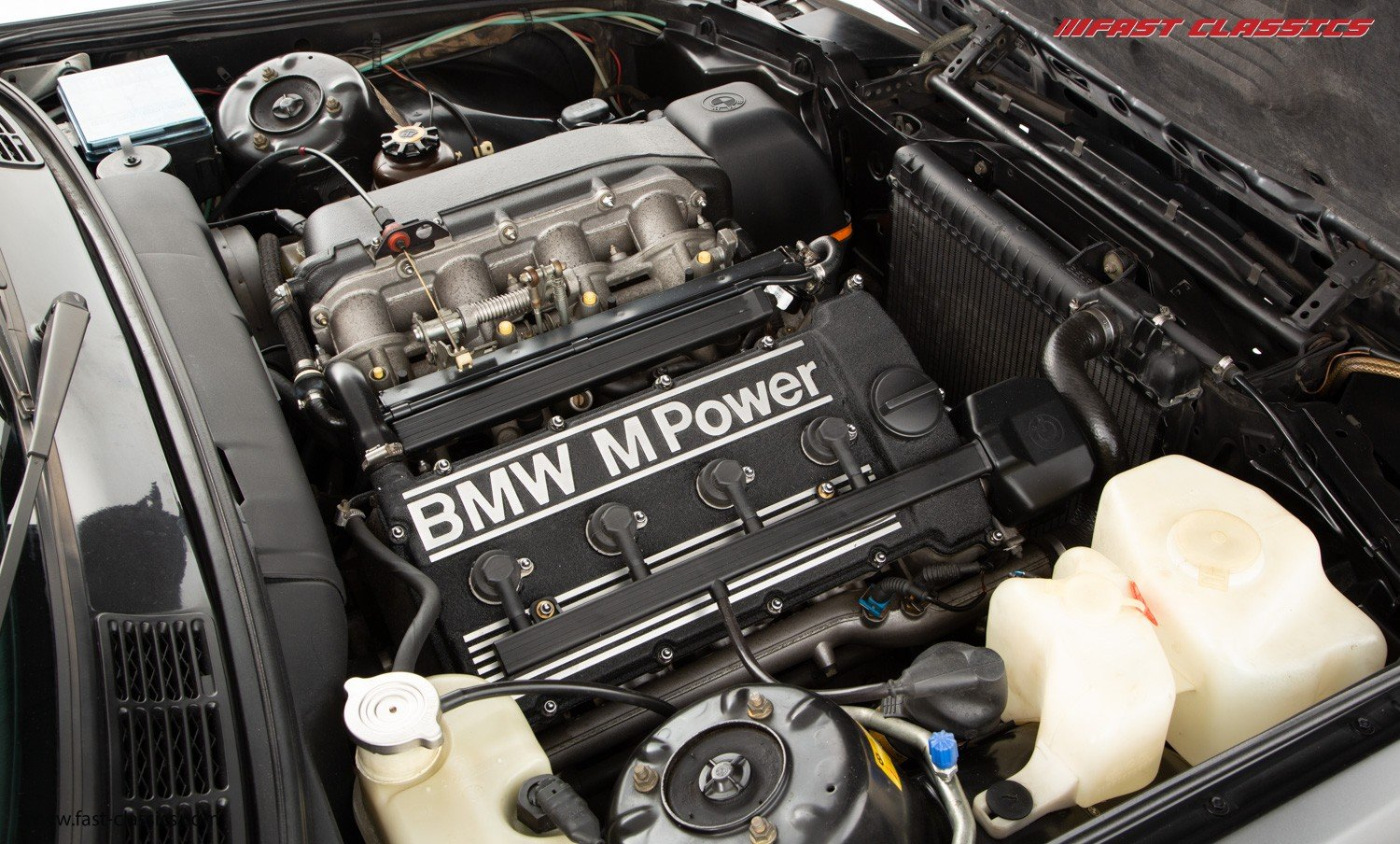 1989 BMW E30 M3 // EU SUPPLIED AK01 // EXCELLENT HISTORY // AC For Sale (picture 6 of 6)