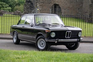 1975 BMW 1602 - 3055 Miles For Sale