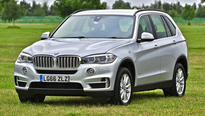 2016 BMW X5 Xdrive 40d