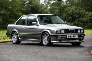 1987 BMW 325i MTec 1 - 47,000 miles unrestored For Sale by Auction