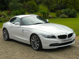 2009 BMW Z4 Cab - 3.0i - Normally Aspirated - Manual - iDrive For Sale