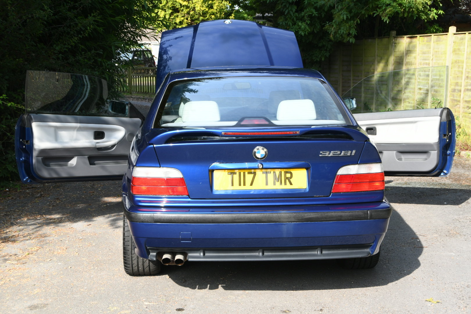 1999 Bmw 2.8i sport avus blue manual SOLD (picture 3 of 6)