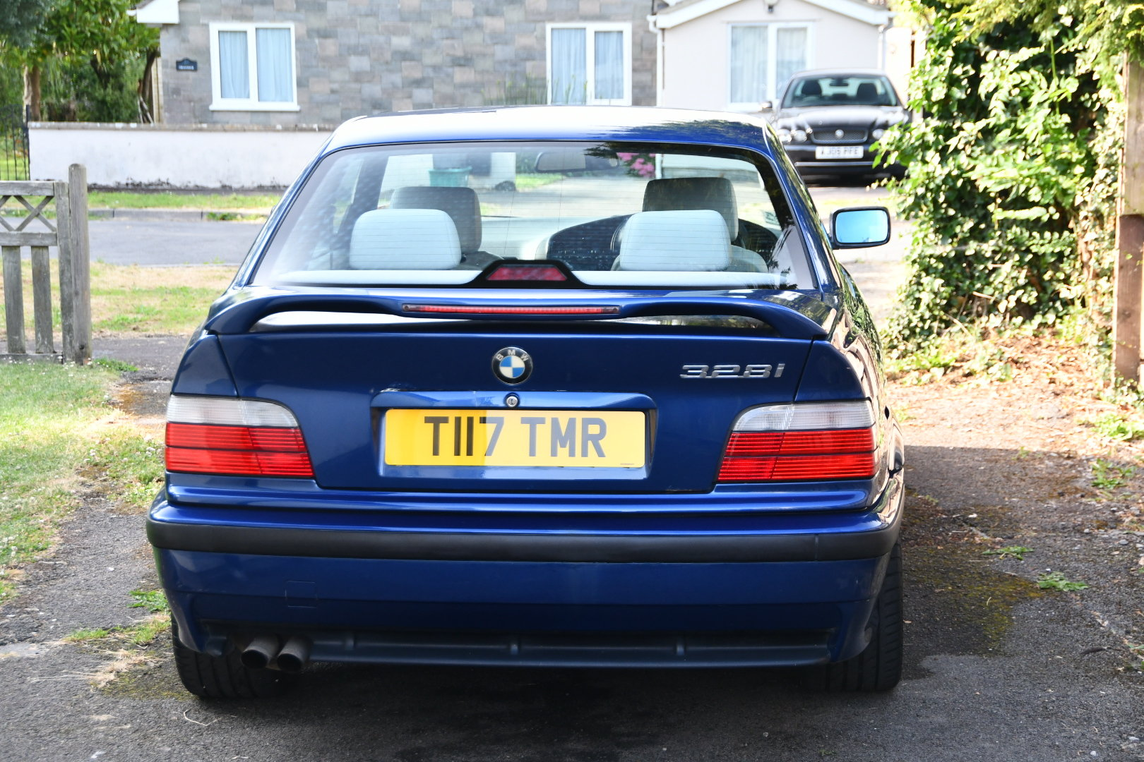 1999 Bmw 2.8i sport avus blue manual SOLD (picture 6 of 6)