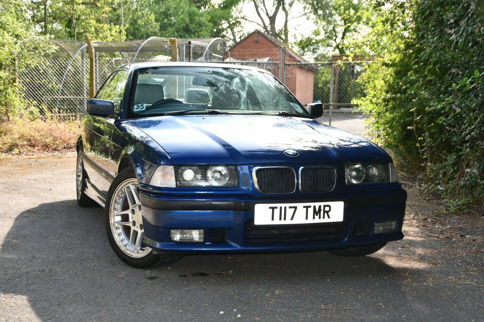1999 Bmw 2.8i sport avus blue manual SOLD (picture 1 of 6)