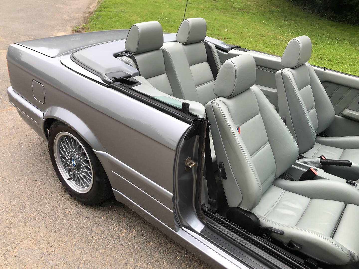 1989 BMW 3 SERIES E30 325i MOTORSPORT CONVERTIBLE 1 OF 250 For Sale (picture 3 of 6)