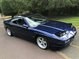 1991 BMW 850i v12 E31 AC SCHNITZER AC-S8 NOW ON EBAY AUCTION