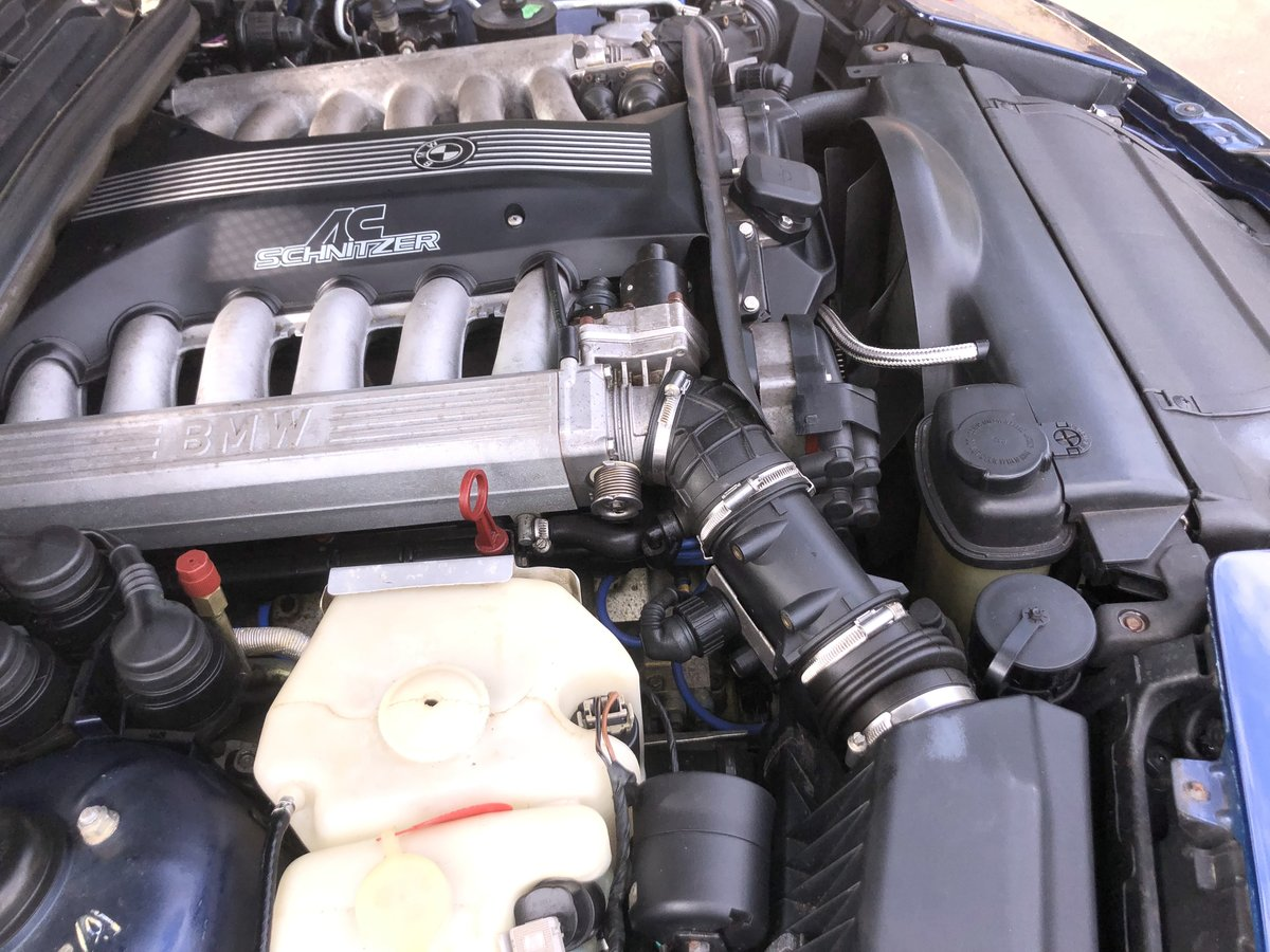 1991 BMW 850i v12 E31 AC SCHNITZER AC-S8 NOW ON EBAY AUCTION  For Sale (picture 6 of 6)