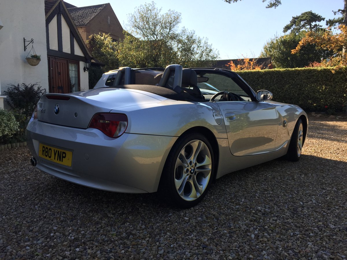 2006 BMW Z4 2.5i SPORT For Sale (picture 1 of 6)