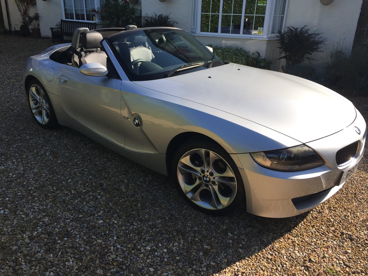 2006 BMW Z4 2.5i SPORT For Sale (picture 2 of 6)