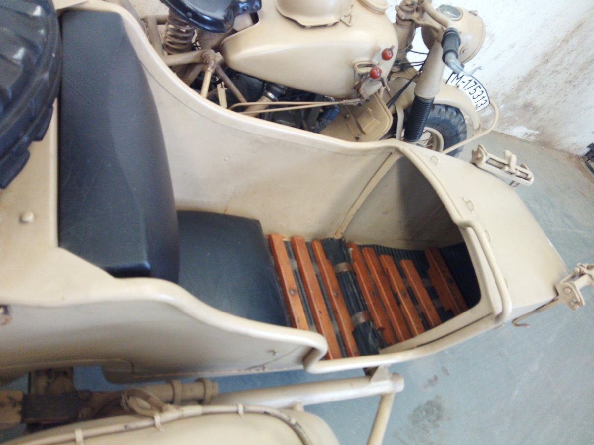 1942 Bmw r75 wermach For Sale (picture 3 of 5)