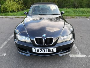 1999 BMW E36 S50 Z3M Roadster in Black For Sale
