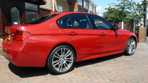 2015 65 BMW 330d X DRIVE M SPORT STEP AUTO For Sale