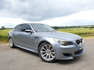 2006 BMW M5 (E60) 58,820 miles £11,000 - £13,000 For Sale by Auction