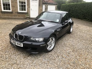 1999 BMW Z3M Coupe 71,000 miles £25,000 - £30,000 For Sale by Auction