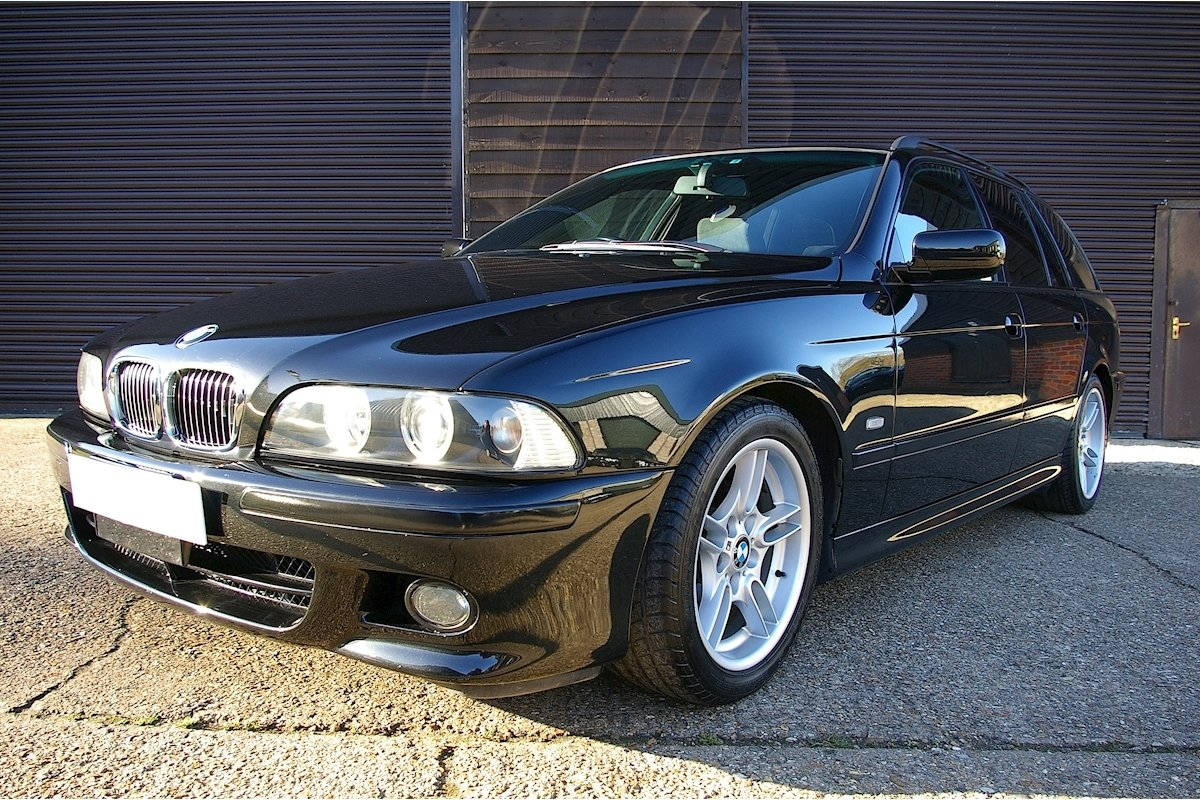 2003 BMW 525i M-Sport Touring Automatic SOLD (picture 1 of 6)