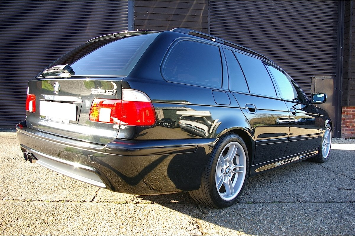 2003 BMW 525i M-Sport Touring Automatic SOLD (picture 2 of 6)