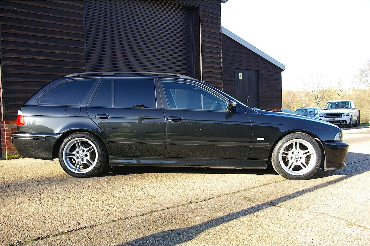2003 BMW 525i M-Sport Touring Automatic SOLD (picture 3 of 6)
