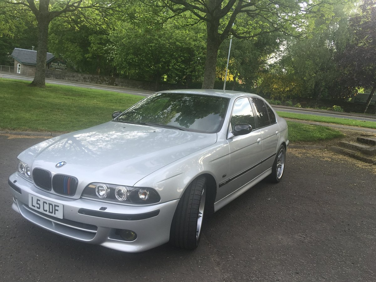 2001 bmw 530 m sport auto For Sale (picture 1 of 6)