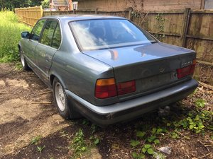 1990 BMW SORN MOT failure barn find any pre-1995