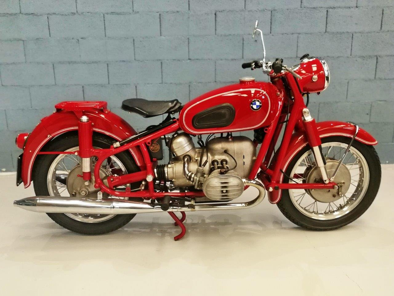 1956 BMW R50 TOTALLY RESTORED For Sale (picture 1 of 6)