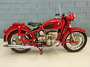 1956 BMW R50 TOTALLY RESTORED For Sale