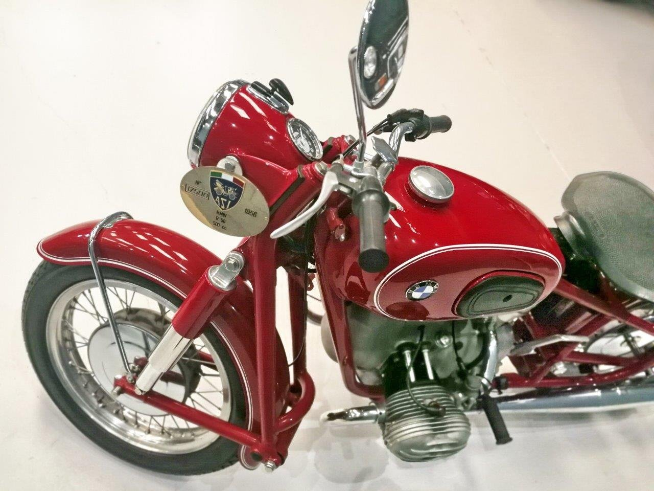 1956 BMW R50 TOTALLY RESTORED For Sale (picture 2 of 6)