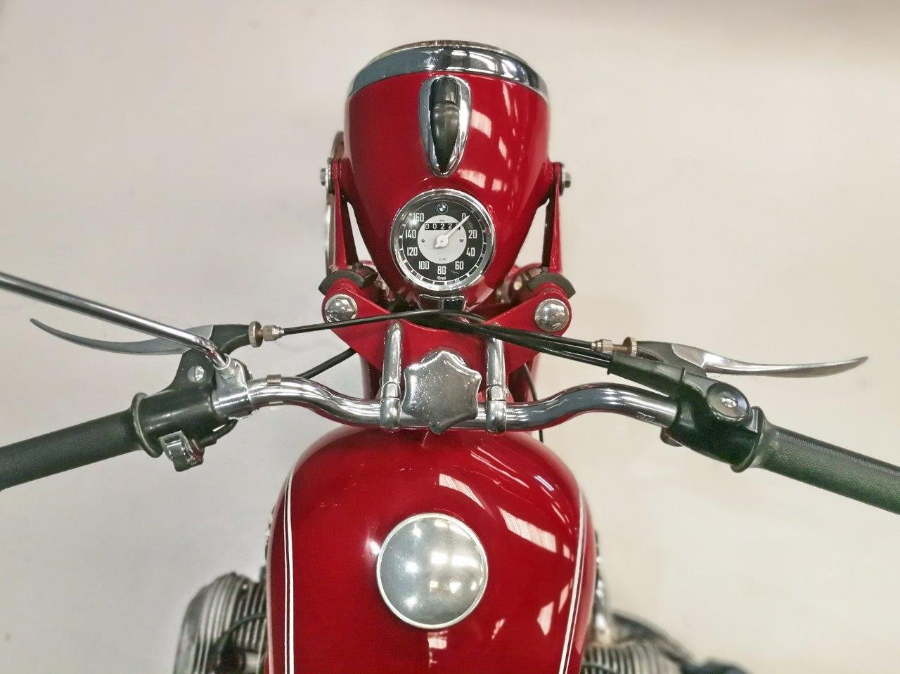 1956 BMW R50 TOTALLY RESTORED For Sale (picture 3 of 6)