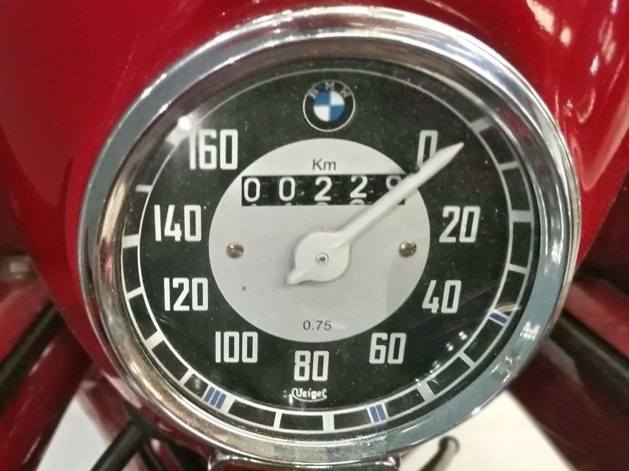 1956 BMW R50 TOTALLY RESTORED For Sale (picture 4 of 6)