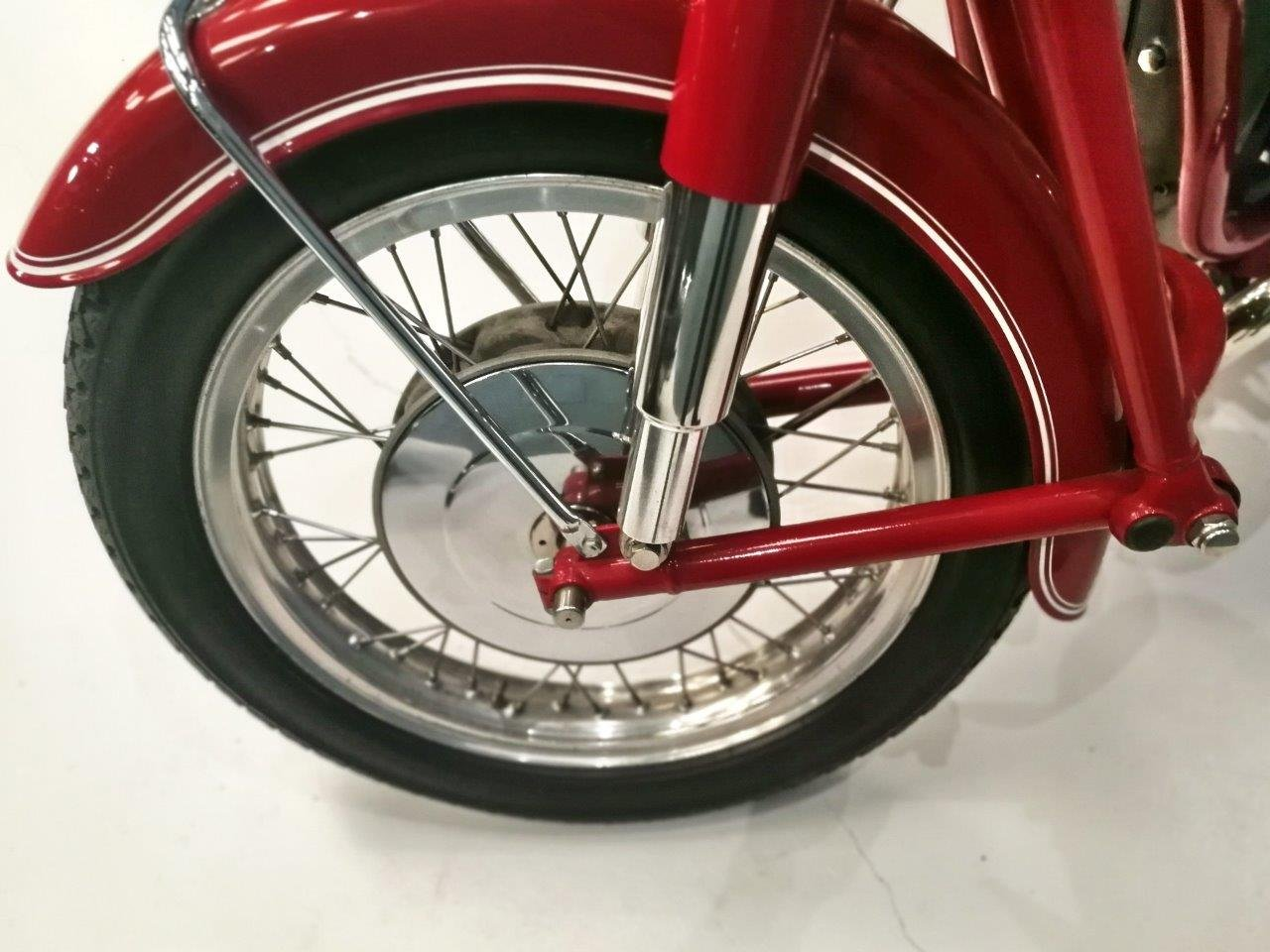 1956 BMW R50 TOTALLY RESTORED For Sale (picture 5 of 6)