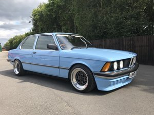 1982 BMW E21 M52b28 24v 2.8i conversion retro For Sale