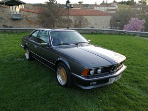 1985 Exceptional BMW 635 CSI for sale