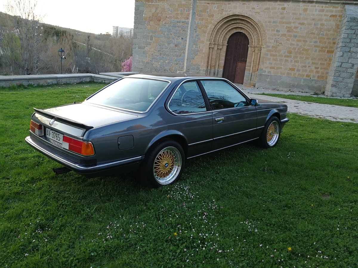 1985 Exceptional BMW 635 CSI for sale For Sale (picture 2 of 6)