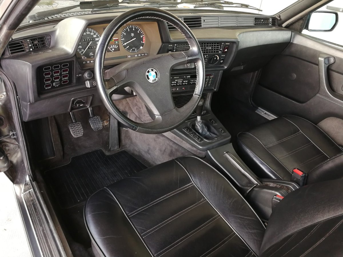 1985 Exceptional BMW 635 CSI for sale For Sale (picture 4 of 6)