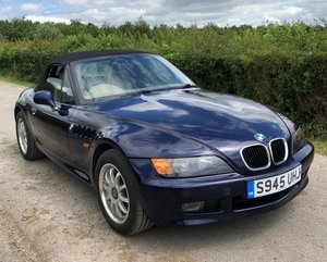 1998 ***BMW Z3 Roadster - 1895cc - 20th July*** For Sale by Auction