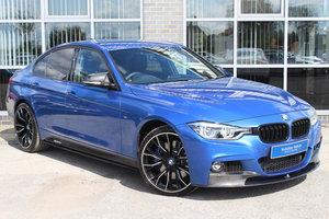 2016 66 BMW 3 SERIES 335D XDRIVE M SPORT AUTO