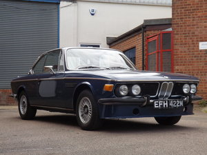 1974 BMW 3.0 CSA Lovely Restored Car  For Sale by Auction