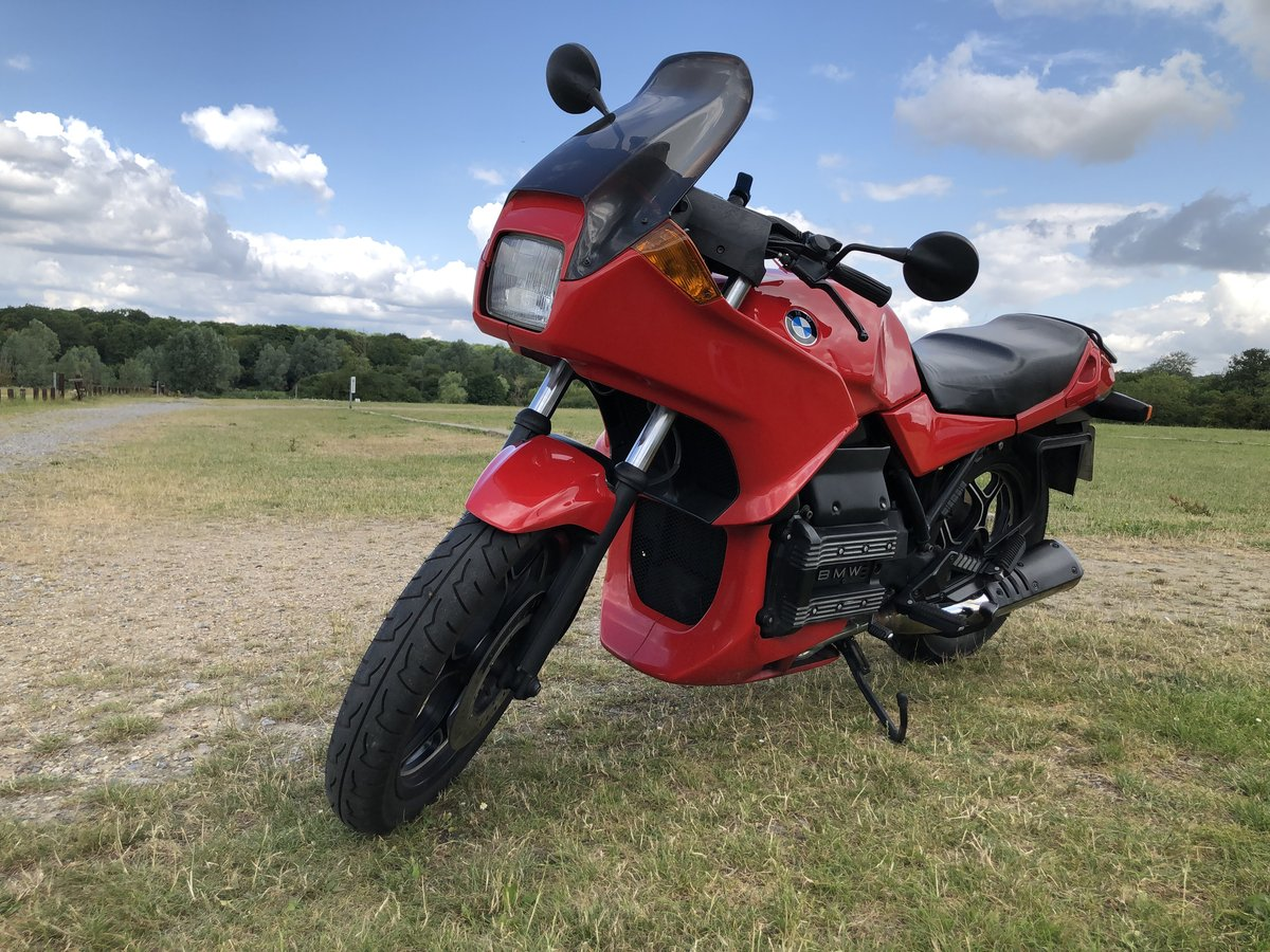 1990 BMW K75s Ready for Touring in great condition SOLD (picture 1 of 1)